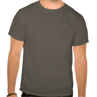barbe brouillée brune t-shirts