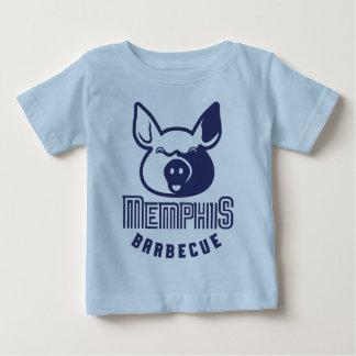 Barbecue de Memphis T-shirt Pour Bébé