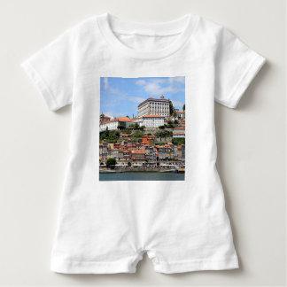 Barboteuse Bâtiments historiques et rivière, Porto, Portugal