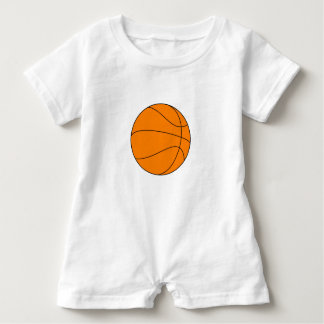 Barboteuse du Jersey de basket-ball