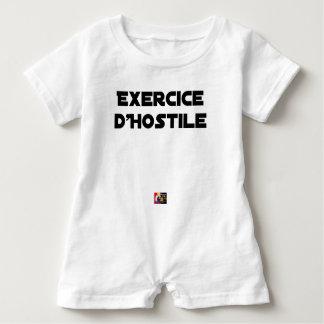 Barboteuse Exercice d'Hostile - Jeux de Mots Francois Ville