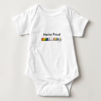 Barboteuse fière de bébé de Nerinx