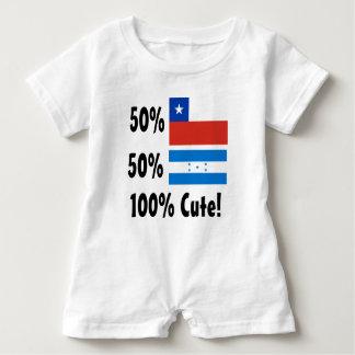 Barboteuse Hondurien du Chilien 50% de 50% 100% mignon