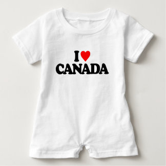 BARBOTEUSE J'AIME LE CANADA