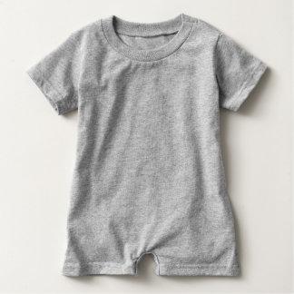 Barboteuse Le plus mignon personnalisez les vêtements de bébé