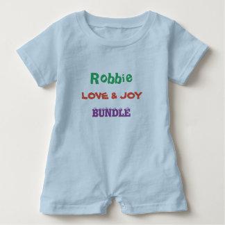 Barboteuse Le plus mignon personnalisez l'habillement de bébé