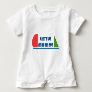 Barboteuse little marine