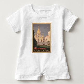 Barboteuse Paris Montmartre Vintage