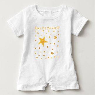 Barboteuse Portée pour les étoiles