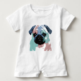 Barboteuse Pugly