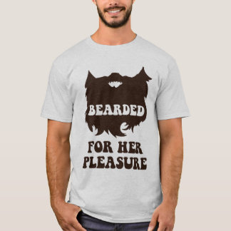 Barbu pour son plaisir t-shirt