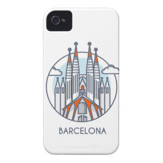 Barcelone Coque Case-Mate iPhone 4