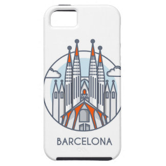Barcelone Coques Case-Mate iPhone 5