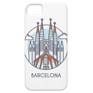 Barcelone Coques iPhone 5