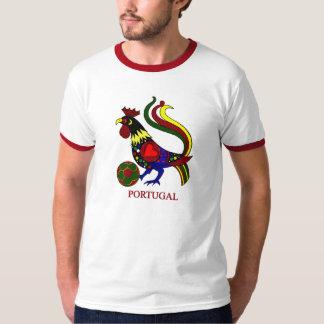 """Barcelos """"galo"""" jogador de futebol du Portugal T-shirt"""