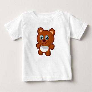 Bärchen doux t-shirt pour bébé