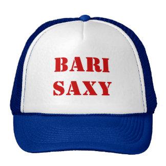 BARI SAXY CASQUETTES DE CAMIONNEUR