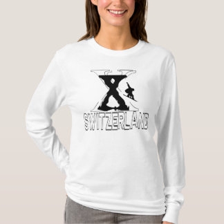 Baril X-LAAX, Suisse T-shirt
