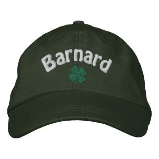 Barnard - trèfle de quatre feuilles - customisé casquette brodée