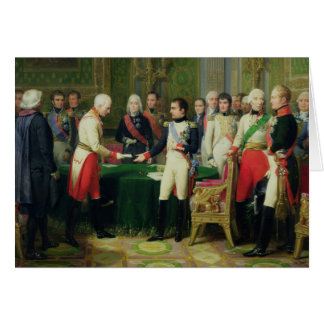 Baron de réception Vincent du napoléon I Cartes