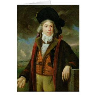 Baron Desgenettes de Rene-Nicolas Dufriche Carte De Vœux