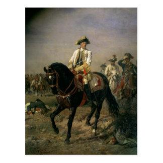 Baron Ernst von Laudon de maréchal de champ Carte Postale