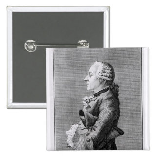 Baron Friedrich Melchior Grimm Badge