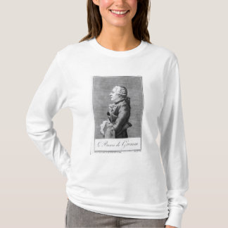 Baron Friedrich Melchior Grimm T-shirt