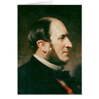 Baron Georges Eugene Haussmann 1867 Carte De Vœux
