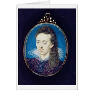 Barons North, 1608-10 de nord de Dudley 1581-1617) Carte De Vœux