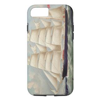 "Barque ""Clendovey"" de tondeuse (huile sur la Coque iPhone 8/7"