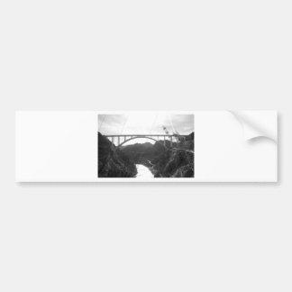 Barrage de Hoover Autocollant Pour Voiture