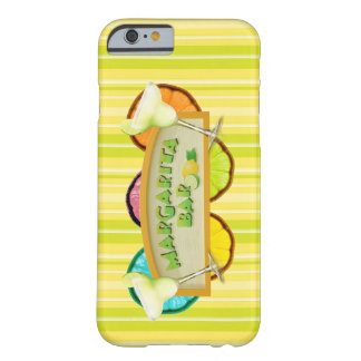 Barre de margarita coque iPhone 6 barely there