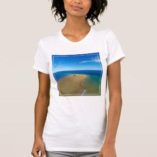Barre de sable et île d'Ibos du dhaw |, Mozambique T-shirt