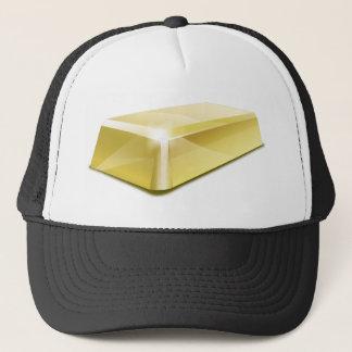 Barre d'or casquette