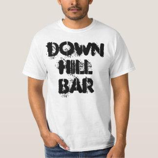 Barre inclinée t-shirt