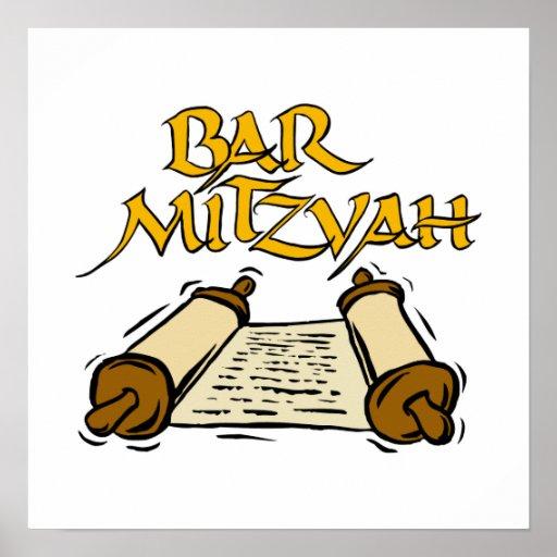 Barre Mitzvah Poster