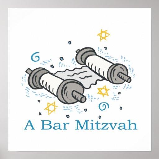 Barre Mitzvah Affiche