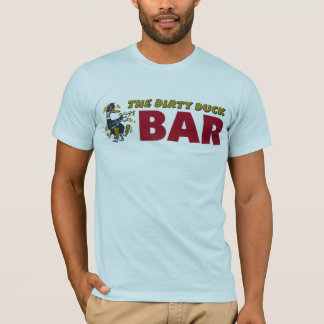 Barre sale de canard t-shirt