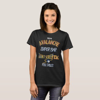 Barre superbe Marquette - femmes polychromes T-shirt