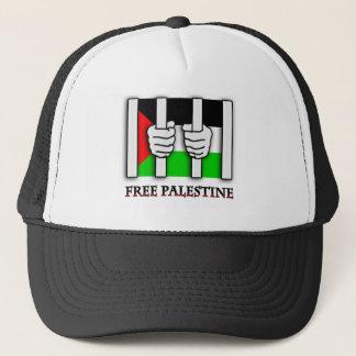 Barres libres de la Palestine Casquette