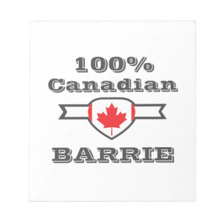 Barrie 100% bloc-note