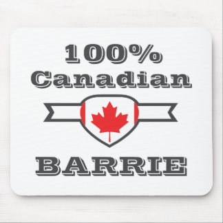 Barrie 100% tapis de souris