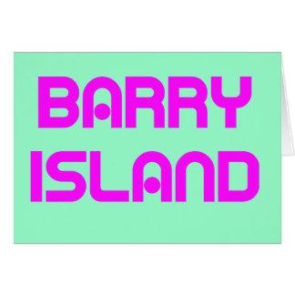Barry Island2 Carte De Vœux