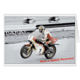 Barry Sheene Carte De Vœux