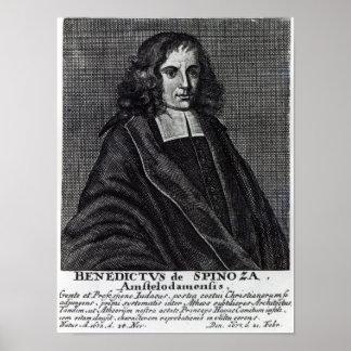 Baruch de Spinoza Posters