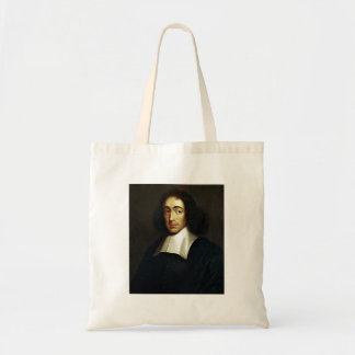 Baruch Spinoza Tote Bag