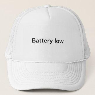 Bas casquette de batterie !