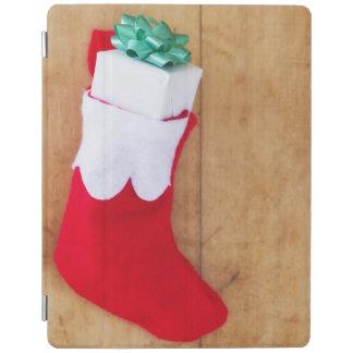 Bas de Noël avec le petit cadeau Protection iPad