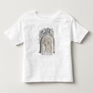 Bas-soulagement de Madonna et d'un enfant (marbre) T-shirt Pour Les Tous Petits